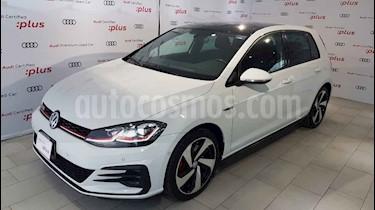 Volkswagen Golf 5p GTI L4/1.4/T Aut usado (2018) color Blanco precio $445,000