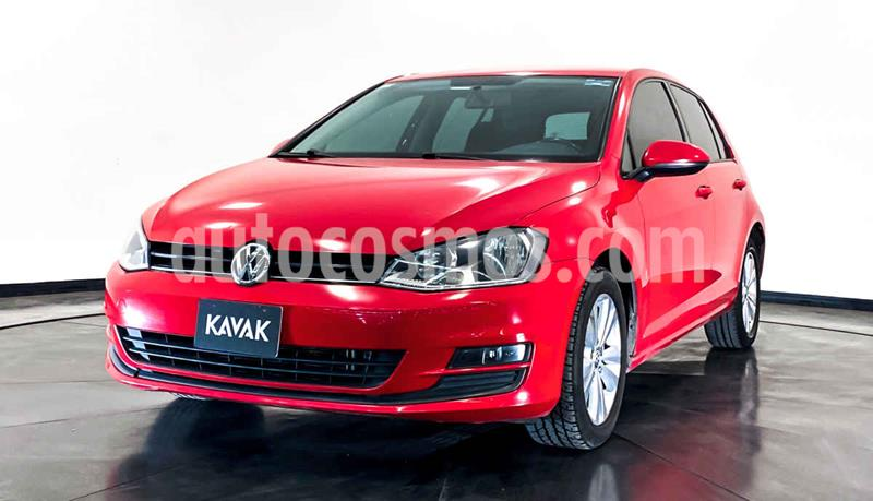Volkswagen Golf Comfortline DSG usado (2015) color Rojo precio $224,999