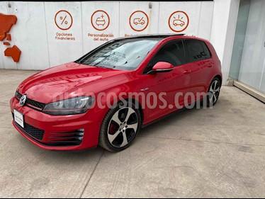 Volkswagen Golf 5p GTI L4/2.0/T Aut usado (2017) color Rojo precio $335,000