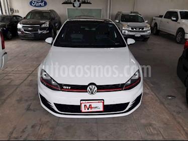 Volkswagen Golf GTi A2 2.0L usado (2016) color Blanco precio $339,000