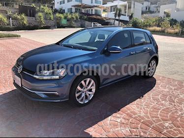 Volkswagen Golf Comfortline usado (2018) color Azul precio $385,000