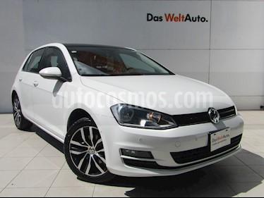 Volkswagen Golf Highline DSG usado (2017) color Blanco precio $279,000