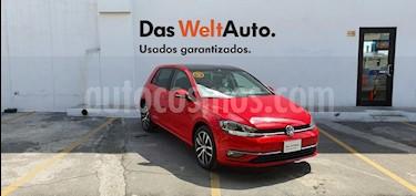Volkswagen Golf Highline DSG usado (2018) color Rojo precio $399,600