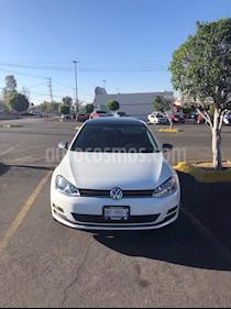 Volkswagen Golf Style usado (2017) color Blanco precio $258,000