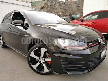 Volkswagen Golf 5p GTI L4/2.0/T Aut usado (2017) color Negro precio $355,000