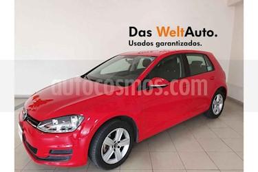 Foto Volkswagen Golf Trendline usado (2017) color Rojo precio $224,995