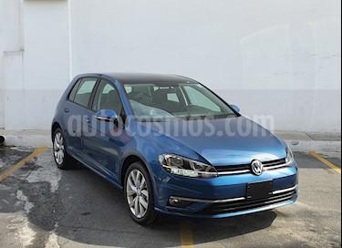 Volkswagen Golf Comfortline DSG usado (2018) color Azul precio $326,000