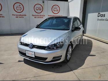 Volkswagen Golf 5p Style L4/1.4/T Man usado (2017) color Plata precio $292,000