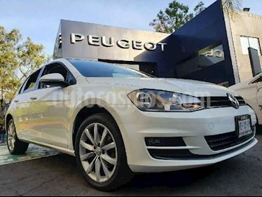 Volkswagen Golf 5p Comfortline L4/1.4/T Man usado (2016) color Blanco precio $234,900