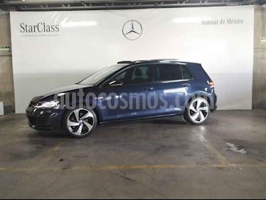 Volkswagen Golf GTi A2 Aut usado (2018) color Azul precio $439,000