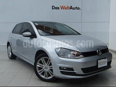 Volkswagen Golf Style DSG usado (2017) color Plata Reflex precio $239,000