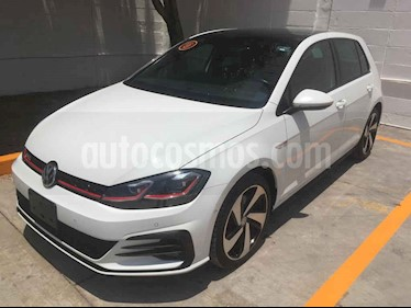 Volkswagen Golf 5p GTI L4/1.4/T Aut usado (2018) color Blanco precio $465,000