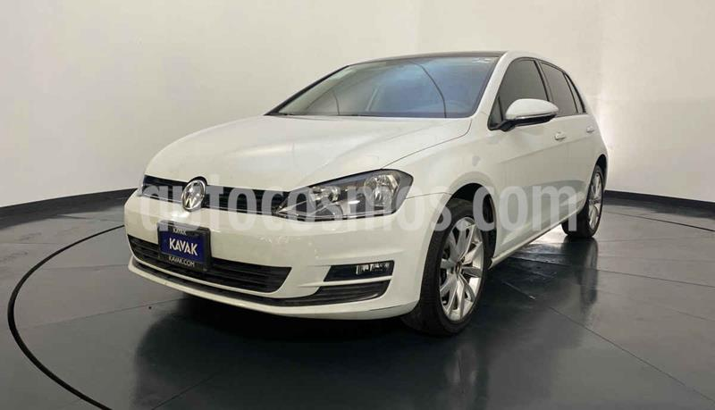 Volkswagen Golf Version usado (2016) color Blanco precio $244,999