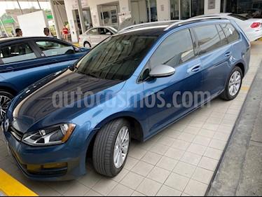 Volkswagen Golf A2 Basico usado (2016) color Azul precio $249,900
