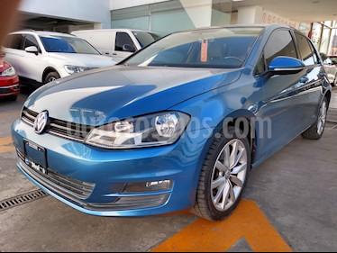 Volkswagen Golf Comfortline DSG usado (2015) color Azul precio $219,000