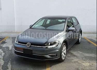 Volkswagen Golf Comfortline DSG usado (2018) color Gris precio $350,000