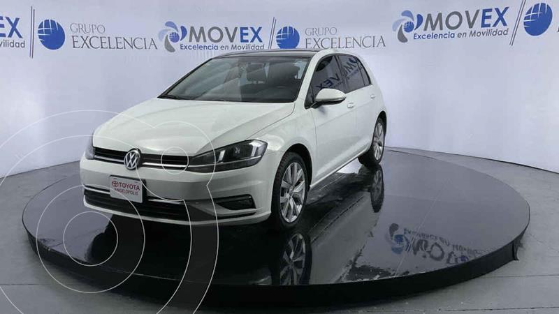 Foto Volkswagen Golf Comfortline DSG usado (2019) color Blanco precio $340,000