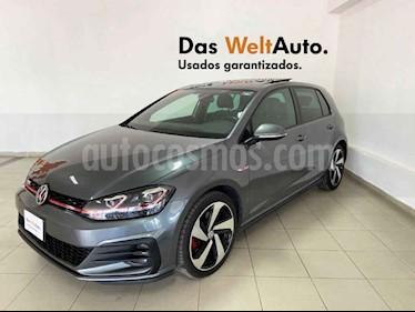 Volkswagen Golf 5p GTI L4/2.0/T Aut usado (2019) color Gris precio $459,375
