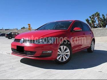 foto Volkswagen Golf Trendline usado (2016) color Rojo Tornado precio $235,000