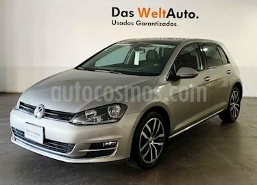 Volkswagen Golf 5p Highline L4/1.4/T Aut usado (2016) color Dorado precio $263,000