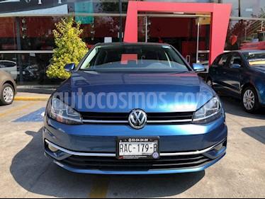 Volkswagen Golf 5p Comfortline L4/1.4/T Aut usado (2019) color Rojo precio $341,155