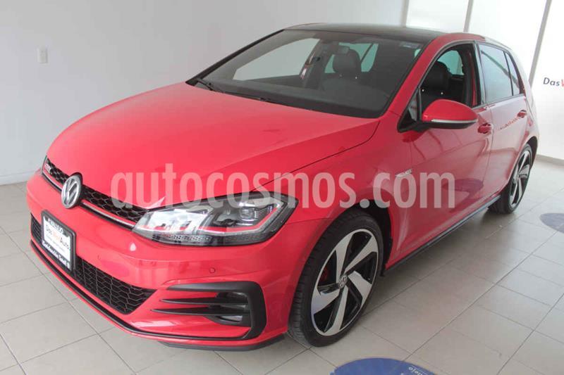 Volkswagen Golf GTi A2 2.0L usado (2019) color Rojo precio $499,000