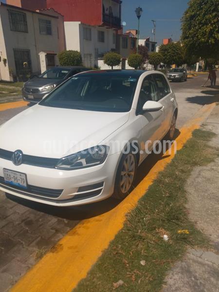 Volkswagen Golf Comfortline usado (2015) color Blanco precio $215,000