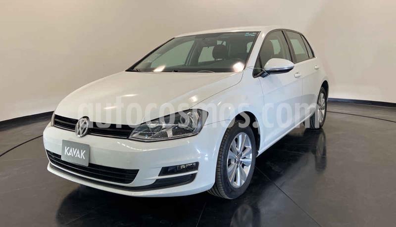Volkswagen Golf Comfortline DSG usado (2016) color Blanco precio $242,999