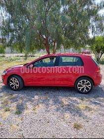 Volkswagen Golf 1.4 T usado (2016) color Rojo precio $220,000