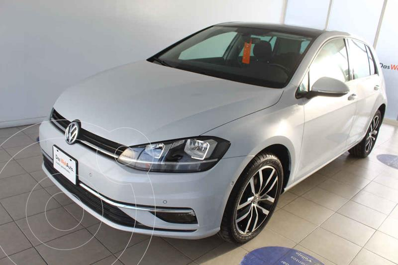 Volkswagen Golf Highline DSG usado (2020) color Blanco precio $405,000