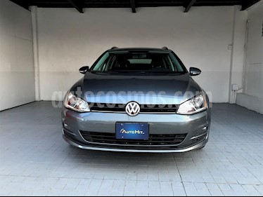 Volkswagen Golf Trendline usado (2016) color Gris precio $246,000