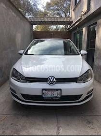 Volkswagen Golf Comfortline usado (2017) color Blanco precio $265,000