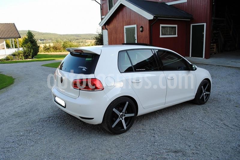 Volkswagen Golf 1.6L Streamline  usado (2010) color Blanco precio u$s2,000