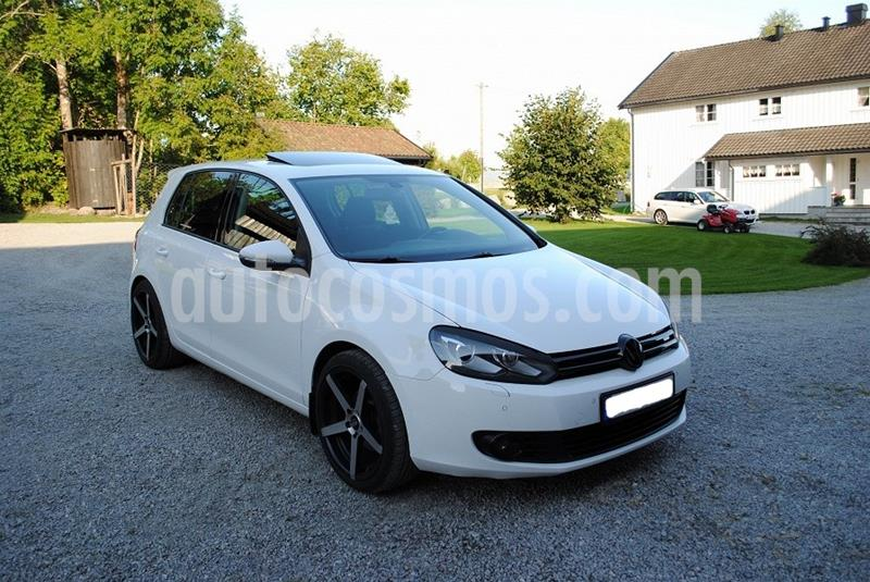 Volkswagen Golf 2.0L Highline Aut usado (2010) color Blanco precio u$s2,000