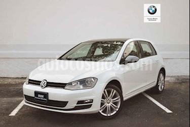 Foto venta Auto usado Volkswagen Golf Style DSG (2017) color Blanco precio $285,000