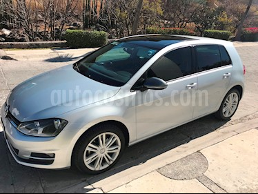 Volkswagen Golf Style DSG usado (2017) color Plata precio $272,000