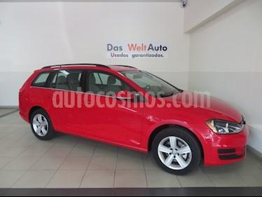 Foto venta Auto usado Volkswagen Golf Trendline 2.0L  (2017) color Rojo precio $269,376