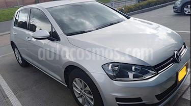 Foto venta Carro usado Volkswagen Golf Trendline  (2016) color Plata Reflex precio $43.000.000
