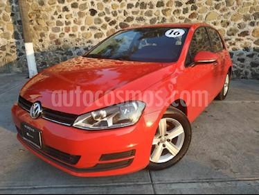 Foto venta Auto Seminuevo Volkswagen Golf Trendline (2016) color Rojo precio $235,000