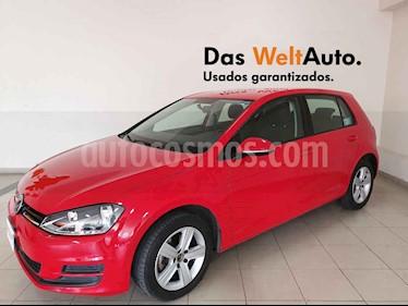 Foto Volkswagen Golf Trendline usado (2017) color Plata precio $239,995