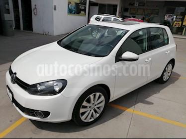 foto Volkswagen Golf Trendline usado (2013) color Blanco precio $160,000