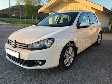 Volkswagen Golf 1.6 usado (2009) color Blanco precio BoF2.500