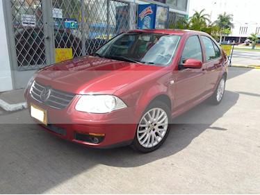 Foto venta Carro usado Volkswagen Jetta Clasico 1.8L Turbo Comfortline Full (2008) color Rojo Salsa precio $23.200.000