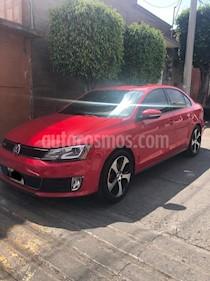 Volkswagen Jetta GLI 2.0T DSG usado (2013) color Rojo precio $200,000
