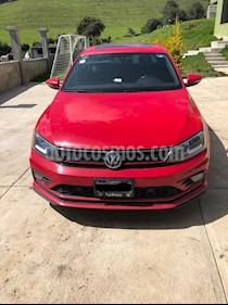 Volkswagen Jetta GLI 2.0T DSG usado (2016) color Rojo Tornado precio $315,000