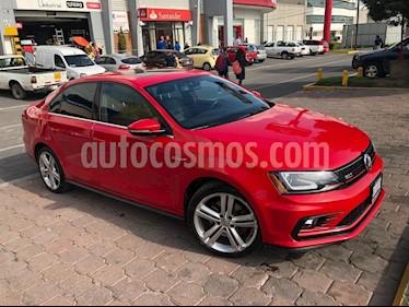 Volkswagen Jetta GLI 2.0T DSG usado (2016) color Rojo precio $350,000