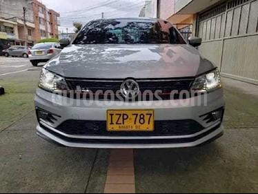 Volkswagen Jetta GLI  2.0L TSI GLI Aut usado (2016) color Gris Platina precio $37.500.000
