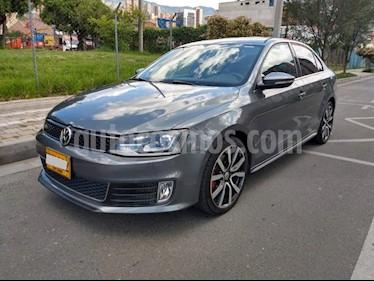 Volkswagen Jetta GLI  2.0L TSI GLI Aut usado (2013) color Gris precio $32.000.000