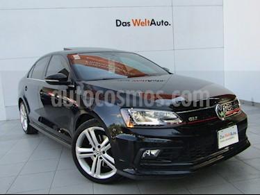 Volkswagen Jetta GLI 2.0T DSG usado (2017) color Negro Profundo precio $335,000