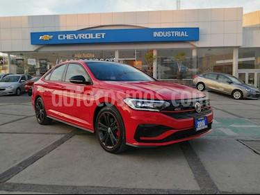 Volkswagen Jetta GLI 2.0T usado (2019) color Rojo Tornado precio $449,000